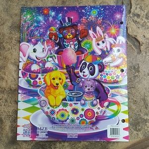 Lisa Frank Folder All Star Celebration